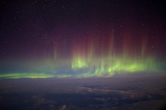 Lights in the night (p_c_w) Tags: inflight flight aurora canonef24f14lii