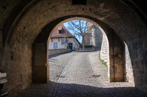 Tübingen - Schlosstor