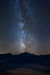 starry night ([Adam Baker]) Tags: statepark newyork night canon way mt hiking marcy milky adirondack adambaker 5dmkiii
