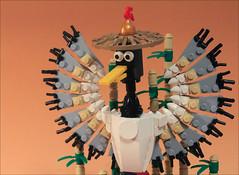 Master Crane (Fianat) Tags: panda lego crane master kung fu