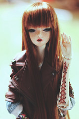 Anya (rougesanguine) Tags: youth ball dc doll bjd joint verna jointed dollchateau