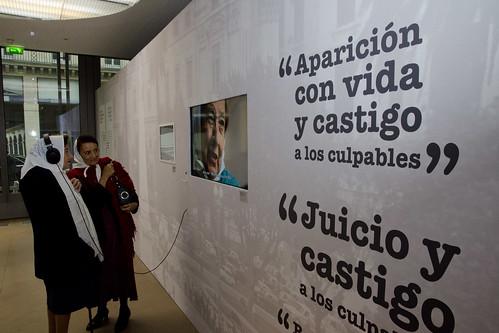 """Se inauguró """"Tierra de Luz. Una muestra que celebra la cultura y solidaridad franco-argentina"""""""