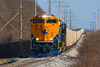 NS 1071 EVWR MCL2 West Franklin IN 22 Mar 2014 (Train Chaser) Tags: ns norfolksouthern sd70m centralofnewjersey evwr evansvillewestern nsheritage ns1071 evwr1071
