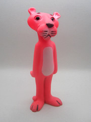 Pink Panther (The Moog Image Dump) Tags: pink vintage toy soft vinyl retro blake edwards panther clouseau inspector friz squeaker pratt squeaky hawley phink freleng