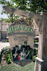 Beetlejuice Rock Show