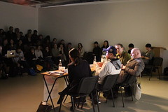 Meeting with the audience_Toon Talk (kccuk) Tags: moss talk korean toon yun manhwa taeho webtoon snowpiercer misaeng