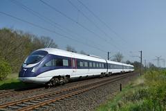 DSB ICE-TD 605 006/506 (Lumixfan68) Tags: eisenbahn 605 dsb züge triebwagen baureihe dieseltriebwagen staatsbahn dänische icetd