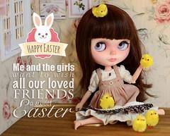 Happy Easter dear Friends!