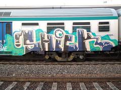 wait for me (en-ri) Tags: train writing torino graffiti crew mf reser shick pevs vrk
