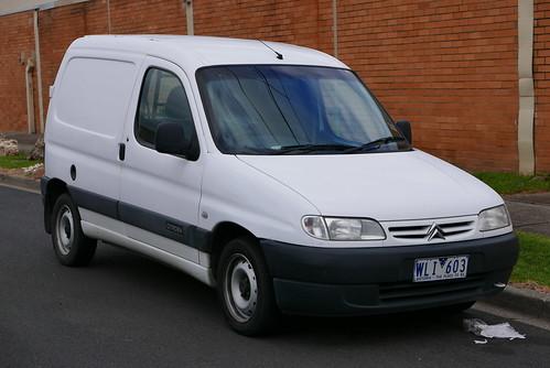 1999 Citroën Berlingo (M59) van