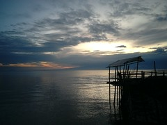 good morning macajalar bay #outdoor #onlyinphilippines #choosephilippines #travelph #bayarea #seashore #sunlight #sunrise #cloudporn (iyansbest) Tags: sunlight sunrise outdoor bayarea seashore cloudporn travelph choosephilippines onlyinphilippines