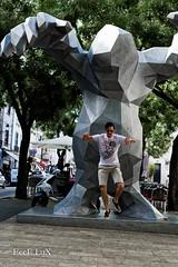Charleston place du Monstre (EccE LuX) Tags: france dance dancers dancing centre danse swing charleston tours loire bailar danseurs nikkor50mm14 placeplumereau bailarin jazzroots nikond750 swingandshout