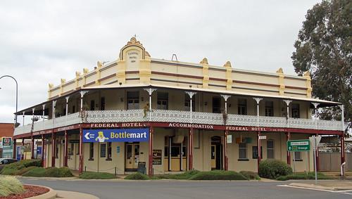 Federal Hotel - Wellington