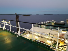 on the move in baltic sea