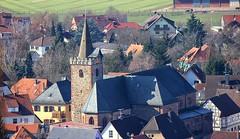 Hörstein Kirche Mariä Himmelfahrt