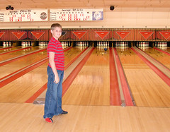 Are You In The Right Lane (Counselman Collection) Tags: counselman mcclure ohio bowling bowl child fun strike jesus jworg