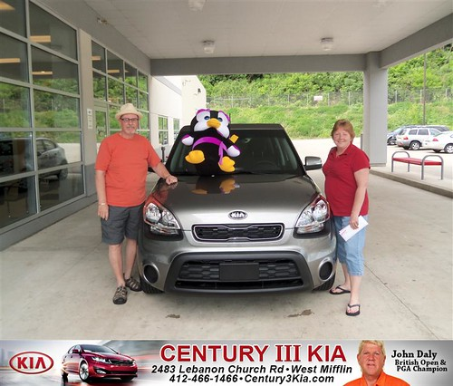 Century 3 KIA Customer Reviews and Testimonials West Mifflin, PA - Watkins