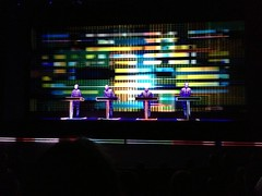 Kraftwerk @ Sydney Opera House (pwacher) Tags: sydney autobahn kraftwerk sydneyoperahouse thecatalogue uploaded:by=flickrmobile flickriosapp:filter=nofilter