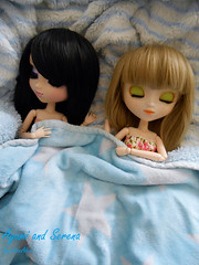 Sweet Dreams (XpertiseAlexx) Tags: blue barbie clothes serena pullip ayumi stardoll xpertisealexx ~pullip leeha~