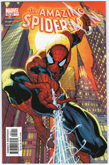 The Amazing Spider-Man #50/491 (FranMoff) Tags: city amazing web spiderman comicbooks campbell jscottcampbell