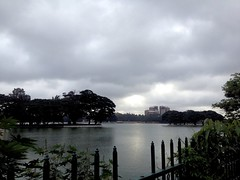 5K run along Ulsoor Lake this morning (teemus) Tags: ulsoorlakerunningtrail