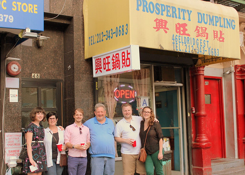 The Crew at Prosperity Dumpling