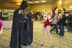 Saskatoon Blitz 2013 (Kay Pike Fashion) Tags: cute sexy starwars costume comic force cosplay kay saskatoon convention jessicarabbit cosplayer saskatchewan pike darthvader blitz comicconvention bunnygirl forcechoke 2013 kaypike canadacosplay jessicarabbitcosplay darthvadercosplay saskatoonblitz3013 saskatoonblitz