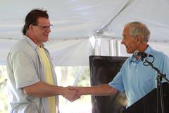 Glenn Jacobs & Ron Paul (Gage Skidmore) Tags: lake paul texas glenn bbq jackson ron summit annual jacobs kane