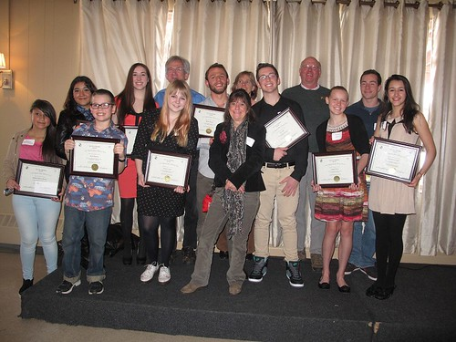 Photo - Outstanding Youth Volunteer Award