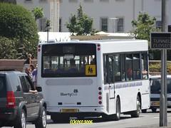 Libertybus 201 (Coco the Jerzee Busman) Tags: libertybus ct plus jersey uk channel islands coach optare solo sr mercedes alexander dennis dart enviro caetano nimb