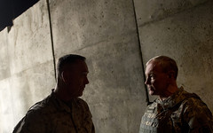 130722-D-VO565-030 (U.S. Department of Defense Current Photos) Tags: usa afghanistan marine martin dempsey chairman gen kabul 4star chairmanofthejointchiefsofstaff kabulprovince cjcs jointstaff gendempsey martinedempsey