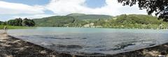 Lac de Laffrey (Hélène_D) Tags: panorama mountain lake france alps photoshop montagne alpes lac isère rhônealpes laffrey lacdelaffrey matheysine massifdutaillefer hélèned plateaudelamatheysine