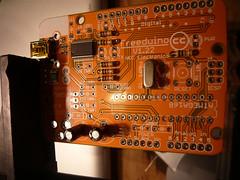 2013-06-30 14.39.23 (indiamos) Tags: electronics circuitboard freeduino