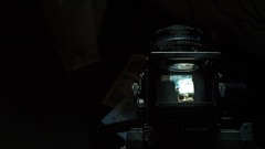 20130802 / mamiya RZ67 ProI (Shuji Moriwaki) Tags: camera japan panasonic waist level 6x7 finder rz67 gh2