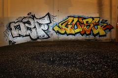 D2F GUISE (The Braindead) Tags: art minnesota train bench photography graffiti painted tracks minneapolis rail explore beyond the