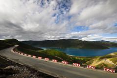 俯瞰羊卓雍措 (liboyue) Tags: 风景 西藏 tibat
