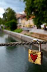 2179 Love lock (eytl) Tags: travel love nikon lock sigma slovenia ljubljana 1750mm d5100 butchersbridge