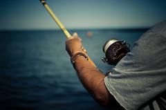 Sea Fishing (Nick P Lee) Tags: blue sea fishing nikon arm nick lee eggs klaus d7000