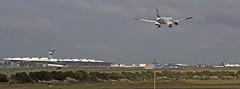 Bangalore Airport (Aiel) Tags: bangalore indigo emirates ek boeing fedex b777 spicejet blr jetairways bial bluedart a6emh allianceair b777200er vobl b7721her