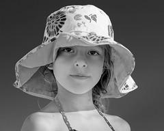 Ritratto con Cappello (lothar1908) Tags: portrait bw smile face look hat digital canon eyes child estate noiretblanc 100mm bn explore occhi sguardo hut cielo cecilia sorriso chiaroscuro formentera ritratto 70200 viso biancoenero primopiano cappello isola esterno bambina faccia volto explored platinumheartaward simplysuperb 5dmarkiii ef7020028lisii httpwwwflickrcomexploreinteresting20130822with9570167571