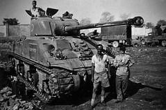 Firefly British 17 pounder armed Sherman (DREADNOUGHT2003) Tags: wwii shermantanks bliztkreig armouredwarfare