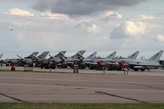 Coningsby ASP (NTG's pictures) Tags: uk green force exercise flag air royal lincolnshire saudi tornados 310 raf 312 typhoons 322 313 serials 7507 coningsby 8317 7512 8306