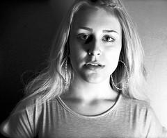 elle (plot19) Tags: portrait england english girl pose manchester model eyes nikon northwest north elle teenager northern plot19