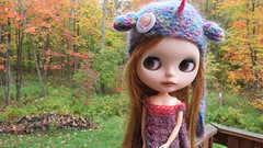 Blythe a day October- Smile