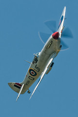 Silver Spitfire. Waddington 2013 (Pete Fletcher Photography) Tags: