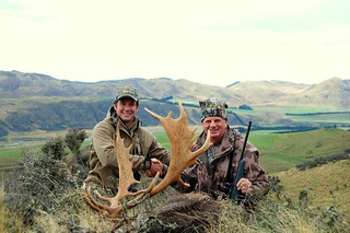 New Zealand Red Stag Hunting - Christchurch 32