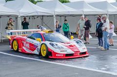 """1998 McLaren F1 GTR GULF Racing, 4eme 24 Heures du Mans """"EMI"""" n°40: Auberlen-O'Rourke-Sugden (el.guy08_11) Tags: voiture collection mclaren 1998"""