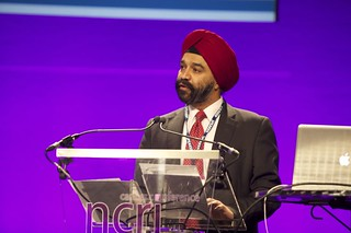 Harpal Kumar - Chair of the National Cancer
