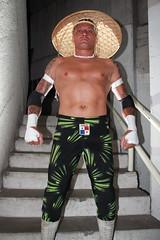 IMG_2634 (Black Terry Jr) Tags: nova alan blood leo wrestling extreme hardcore navarro lucha libre sangre texano traumas iwrg vision:outdoor=0719