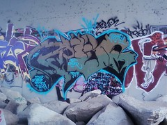 Paser pbgk ik (Another_Damn_Name_Change) Tags: county graffiti san paint north tags oceanside vista marker streaks marcos slaps handstyle